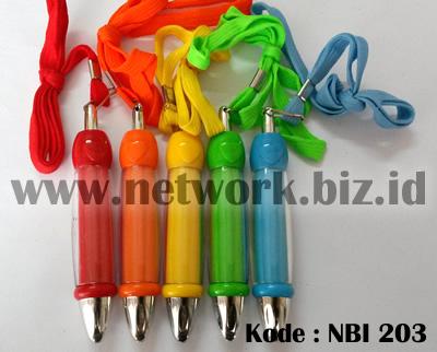 Pulpen Promosi NBI 203