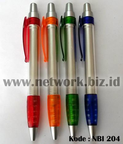Pulpen Promosi NBI 204