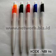 Pulpen Hotel NBI 116