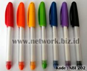 Pulpen Promosi NBI 202